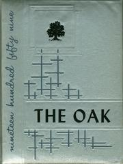 1959 Edition, Adamson High School - Oak Yearbook (Dallas, TX)