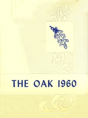 1960 Edition, Adamson High School - Oak Yearbook (Dallas, TX)
