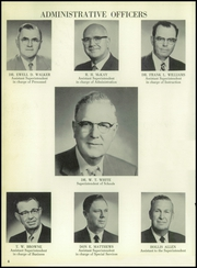 Page 10, 1960 Edition, Adamson High School - Oak Yearbook (Dallas, TX) online yearbook collection