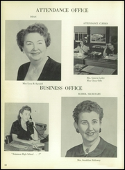 Page 14, 1960 Edition, Adamson High School - Oak Yearbook (Dallas, TX) online yearbook collection