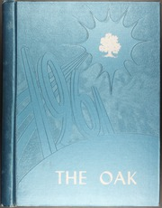 Page 1, 1961 Edition, Adamson High School - Oak Yearbook (Dallas, TX) online yearbook collection