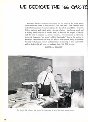 Page 16, 1966 Edition, Adamson High School - Oak Yearbook (Dallas, TX) online yearbook collection