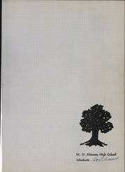 Page 7, 1966 Edition, Adamson High School - Oak Yearbook (Dallas, TX) online yearbook collection