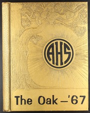 Adamson High School - Oak Yearbook (Dallas, TX) online yearbook collection, 1967 Edition, Page 1