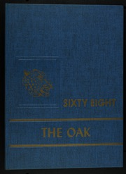 1968 Edition, Adamson High School - Oak Yearbook (Dallas, TX)