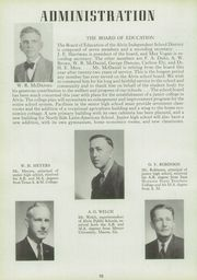 Page 14, 1946 Edition, Alvin High School - Yellow Jacket Yearbook (Alvin, TX) online yearbook collection