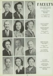 Page 16, 1946 Edition, Alvin High School - Yellow Jacket Yearbook (Alvin, TX) online yearbook collection