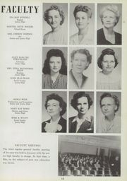 Page 17, 1946 Edition, Alvin High School - Yellow Jacket Yearbook (Alvin, TX) online yearbook collection
