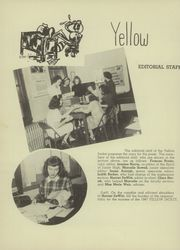 Page 6, 1947 Edition, Alvin High School - Yellow Jacket Yearbook (Alvin, TX) online yearbook collection