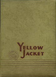Alvin High School - Yellow Jacket Yearbook (Alvin, TX) online yearbook collection, 1949 Edition, Page 1