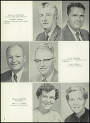 Page 12, 1958 Edition, Alvin High School - Yellow Jacket Yearbook (Alvin, TX) online yearbook collection