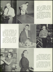 Page 13, 1958 Edition, Alvin High School - Yellow Jacket Yearbook (Alvin, TX) online yearbook collection