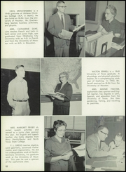 Page 14, 1958 Edition, Alvin High School - Yellow Jacket Yearbook (Alvin, TX) online yearbook collection