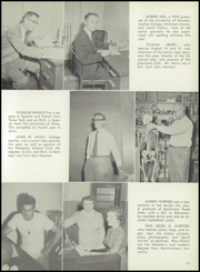 Page 15, 1958 Edition, Alvin High School - Yellow Jacket Yearbook (Alvin, TX) online yearbook collection