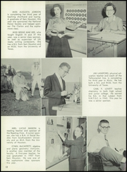 Page 16, 1958 Edition, Alvin High School - Yellow Jacket Yearbook (Alvin, TX) online yearbook collection