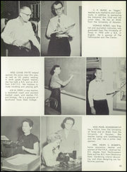 Page 17, 1958 Edition, Alvin High School - Yellow Jacket Yearbook (Alvin, TX) online yearbook collection