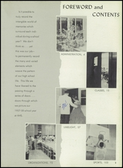 Page 7, 1958 Edition, Alvin High School - Yellow Jacket Yearbook (Alvin, TX) online yearbook collection