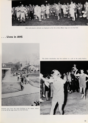 Page 17, 1964 Edition, Alvin High School - Yellow Jacket Yearbook (Alvin, TX) online yearbook collection