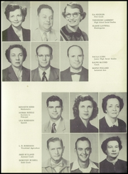 Page 15, 1954 Edition, Katy High School - Tiger Echo Yearbook (Katy, TX) online yearbook collection
