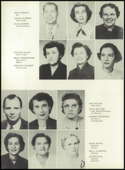 Page 16, 1954 Edition, Katy High School - Tiger Echo Yearbook (Katy, TX) online yearbook collection