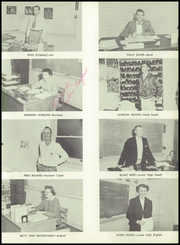 Page 11, 1956 Edition, Katy High School - Tiger Echo Yearbook (Katy, TX) online yearbook collection