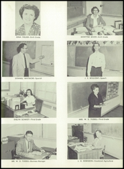 Page 15, 1956 Edition, Katy High School - Tiger Echo Yearbook (Katy, TX) online yearbook collection