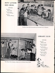Page 86, 1958 Edition, Katy High School - Tiger Echo Yearbook (Katy, TX) online yearbook collection