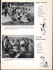Page 91, 1958 Edition, Katy High School - Tiger Echo Yearbook (Katy, TX) online yearbook collection