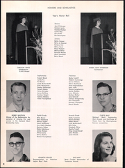 Page 12, 1959 Edition, Katy High School - Tiger Echo Yearbook (Katy, TX) online yearbook collection