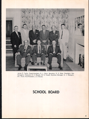 Page 9, 1959 Edition, Katy High School - Tiger Echo Yearbook (Katy, TX) online yearbook collection
