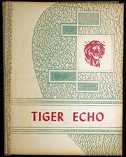 Page 1, 1960 Edition, Katy High School - Tiger Echo Yearbook (Katy, TX) online yearbook collection