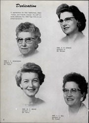 Page 6, 1960 Edition, Katy High School - Tiger Echo Yearbook (Katy, TX) online yearbook collection