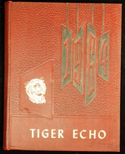 Page 1, 1964 Edition, Katy High School - Tiger Echo Yearbook (Katy, TX) online yearbook collection