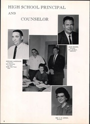 Page 10, 1964 Edition, Katy High School - Tiger Echo Yearbook (Katy, TX) online yearbook collection
