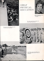 Page 17, 1964 Edition, Katy High School - Tiger Echo Yearbook (Katy, TX) online yearbook collection
