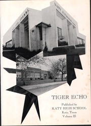 Page 5, 1964 Edition, Katy High School - Tiger Echo Yearbook (Katy, TX) online yearbook collection