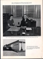 Page 9, 1964 Edition, Katy High School - Tiger Echo Yearbook (Katy, TX) online yearbook collection