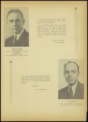 Page 11, 1946 Edition, A C Jones High School - Trojan Yearbook (Beeville, TX) online yearbook collection