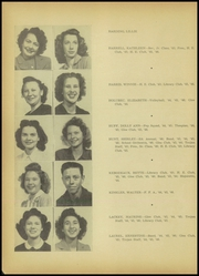 Page 18, 1946 Edition, A C Jones High School - Trojan Yearbook (Beeville, TX) online yearbook collection