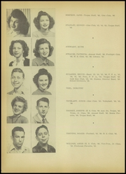 Page 20, 1946 Edition, A C Jones High School - Trojan Yearbook (Beeville, TX) online yearbook collection