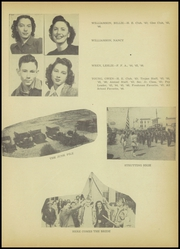 Page 21, 1946 Edition, A C Jones High School - Trojan Yearbook (Beeville, TX) online yearbook collection