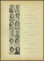 Page 24, 1946 Edition, A C Jones High School - Trojan Yearbook (Beeville, TX) online yearbook collection