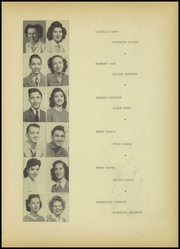 Page 25, 1946 Edition, A C Jones High School - Trojan Yearbook (Beeville, TX) online yearbook collection
