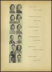 Page 26, 1946 Edition, A C Jones High School - Trojan Yearbook (Beeville, TX) online yearbook collection