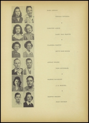 Page 27, 1946 Edition, A C Jones High School - Trojan Yearbook (Beeville, TX) online yearbook collection