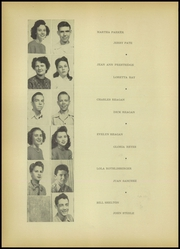 Page 28, 1946 Edition, A C Jones High School - Trojan Yearbook (Beeville, TX) online yearbook collection