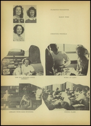 Page 30, 1946 Edition, A C Jones High School - Trojan Yearbook (Beeville, TX) online yearbook collection