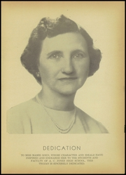 Page 7, 1946 Edition, A C Jones High School - Trojan Yearbook (Beeville, TX) online yearbook collection