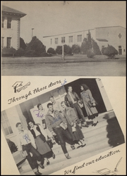 Page 11, 1949 Edition, A C Jones High School - Trojan Yearbook (Beeville, TX) online yearbook collection