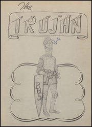 Page 7, 1949 Edition, A C Jones High School - Trojan Yearbook (Beeville, TX) online yearbook collection
